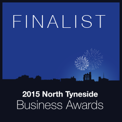 North Tyneside Business Awards Finalist NTBA